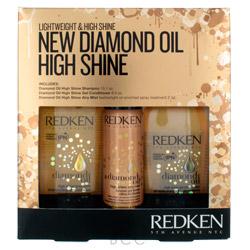 Redken Diamond Oil High Shine kit