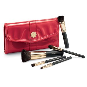 bareminerals buffing beauties brush set