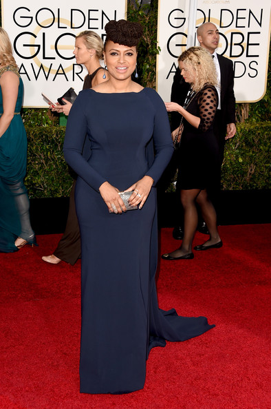 AVA DUVERNAY Golden Globes 2015