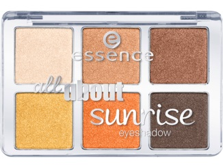 essence sunrise eyeshadow