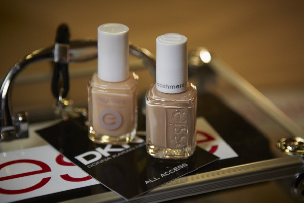 essie nail polish for DKNY Fall Winter 2015