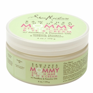 SheaMoisture Raw Shea Cupuaçu Mommy Stretch Mark Butter Cream