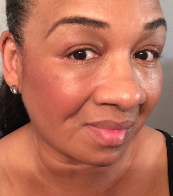 bareminerals complexion rescue spice 8 swatch and review
