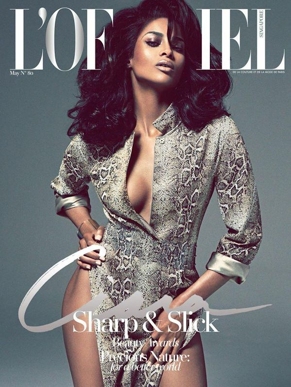 Ciara-Covers-LOfficiel-Singapore