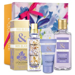 Iris Bleu & Iris Blanc Collection