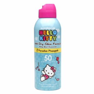 Australian Gold Hello Kitty Wet Skin Body Mist Sunscreen SPF 50