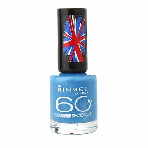 Rimmel 60 Seconds Nail Blue my Mind