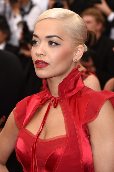 Rita+Ora+rimmel london makeup met gala