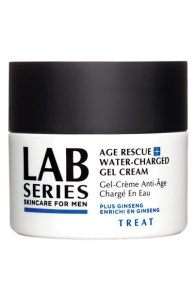 Lab Series for men Rescue Water-charged Gel Cream plus Ginseng
