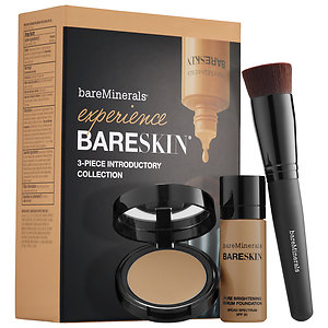 bareminerals experience BARESKIN 3-Piece Introductory Collection
