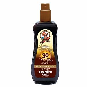 Australian Gold Spray Gel with Instant Bronzer SPF 15