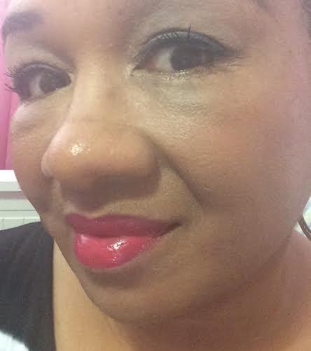 Laura mercier lip parfait in Cherries Jubilee