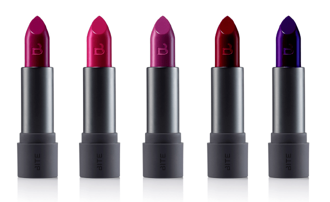 bite frozen berries matte lipsticks