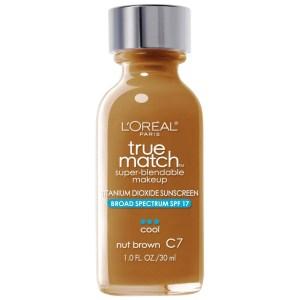 L'Oréal Paris True Match Super-Blendable Makeup in C7