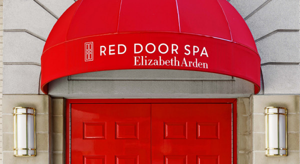 red door spa doors