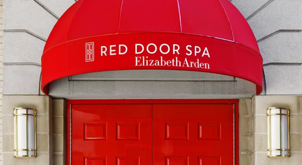 red door spa doors