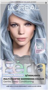 Feria Pastels - Smokey Blue