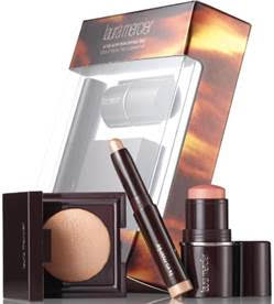 Laura mercier In the Glow Highlighting trio