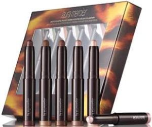 Laura mercier matte-to-metal Holiday Caviar Stick Eye Colour Collection