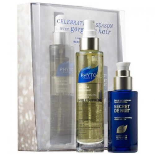 PHYTO Huile Supreme & Secret de Nuit Hair Set