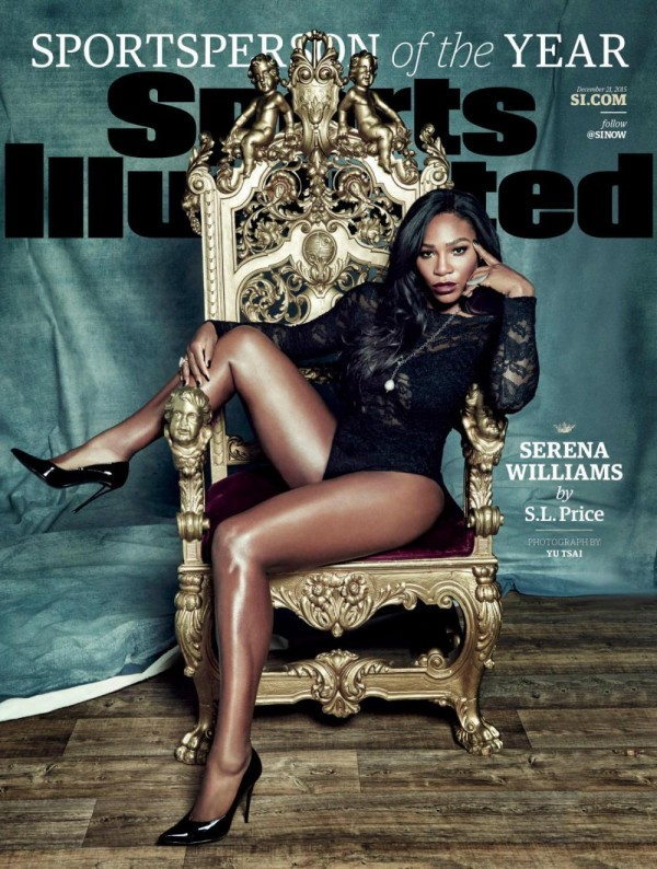 Sports Illustrated Serena Williams Sportsperson Of The Year Sports Illustrated cover