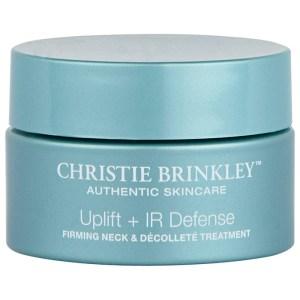 Christie Brinkly neck cream