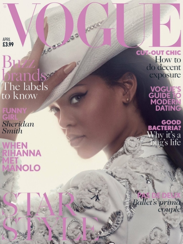 rihanna april 2016 british vogue cover