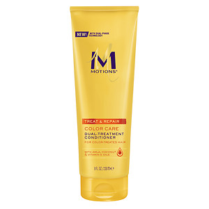 Motions Treat & Repair Color Care Dual-Treatment Conditioner
