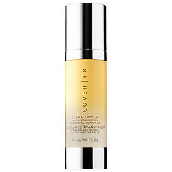 CoverFX Clear Cover Invisible Sunscreen Broad Spectrum SPF 30