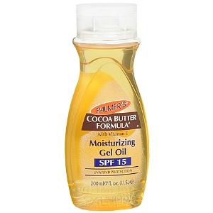 Palmer's Cocoa Butter Formula Moisturizing Gel Oil SPF 15