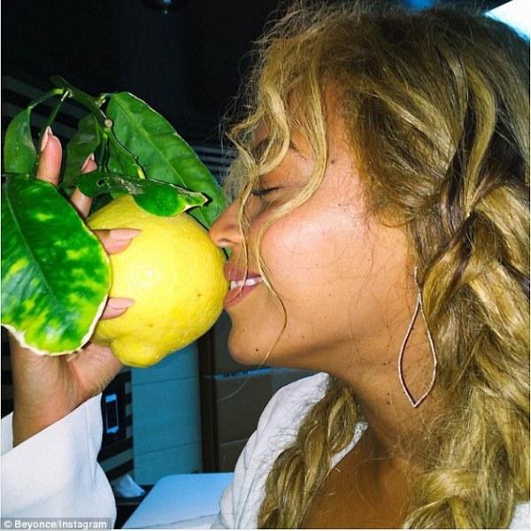 beyonce lemon
