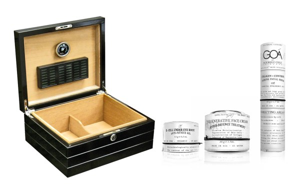 Goa Skincare Humidor Anti-Vice Set Hi-Res
