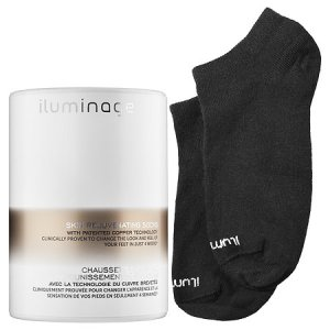 Iluminage Skin Rejuvenating Socks