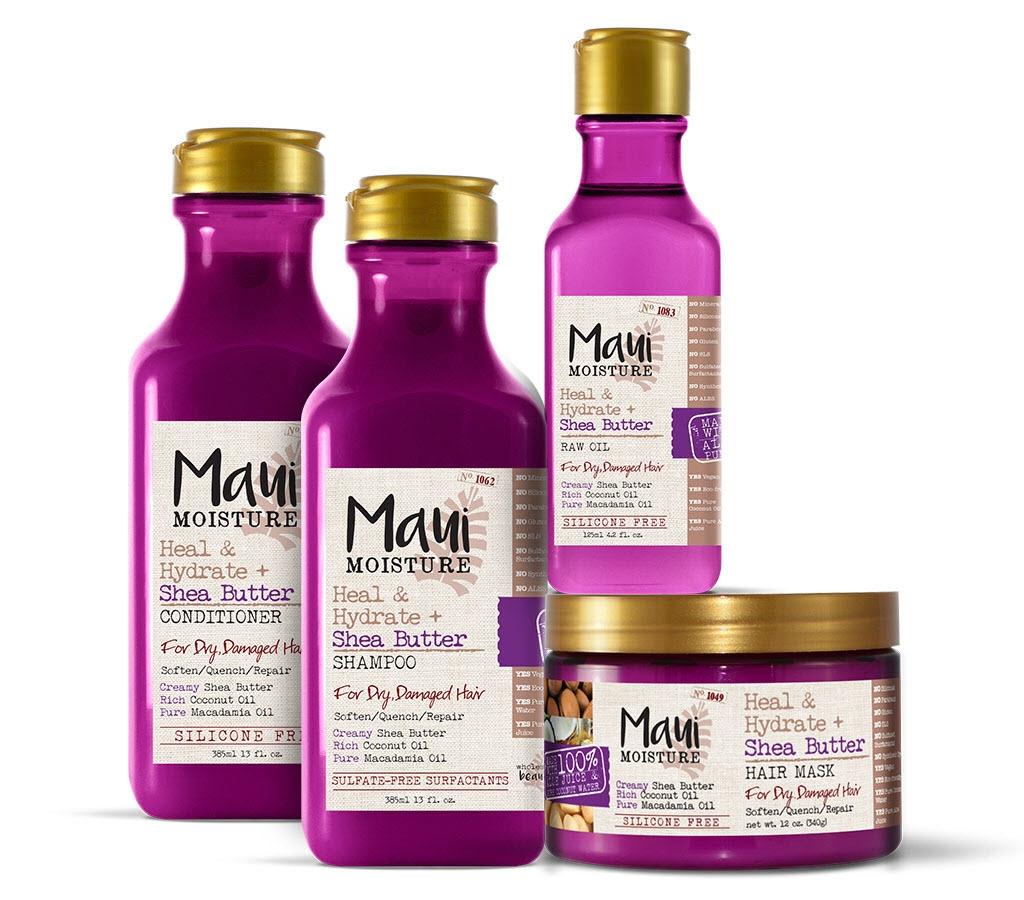 Beauty News Makers Of Ogx Launch Of Maui Moisture Hair