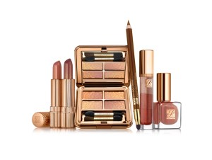 Estee Lauder Fall 2009 Gold Collection