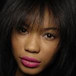 Bright Fuchsia Lips
