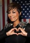 Keri Hilson 2-5 Haiti Relief Concert Getty Images
