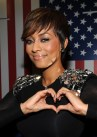 Keri Hilson 2-5 Haiti Relief Concert Getty Images