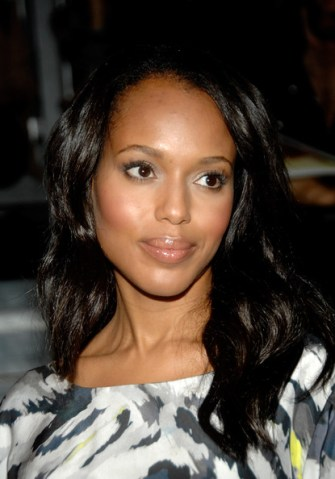 Kerry Washington at Thakoon Spring RTW Getty Images