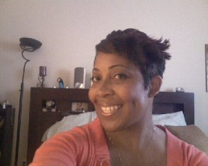 LaTishia -- Love the Short Locks!
