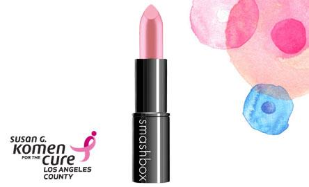 Smashbox Phto Finish Susan G. Komen for the Cure Lipstick