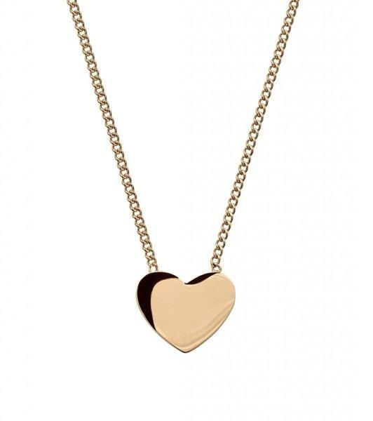 Edblad - Halsband Pure Heart Guld