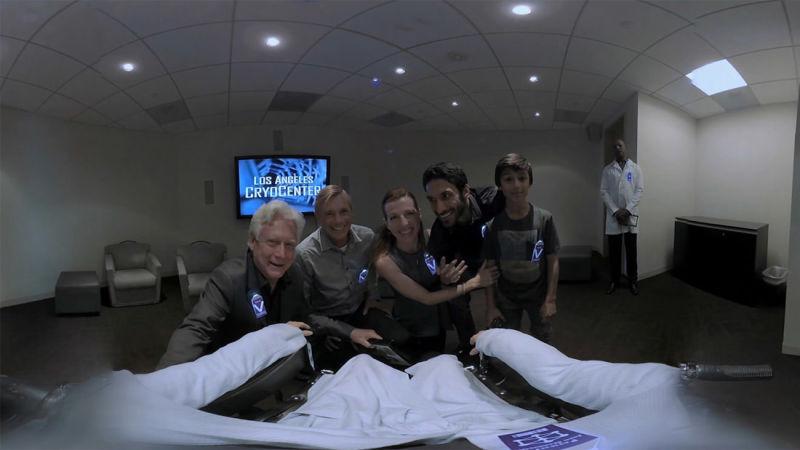 Sundance VR Film Defrost