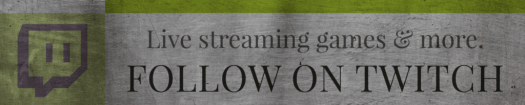 Follow at twitch.tv/blinkfarm