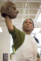 Clay instructor