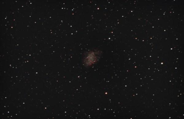 M1- The Crab Nebula | blinkysastroblog