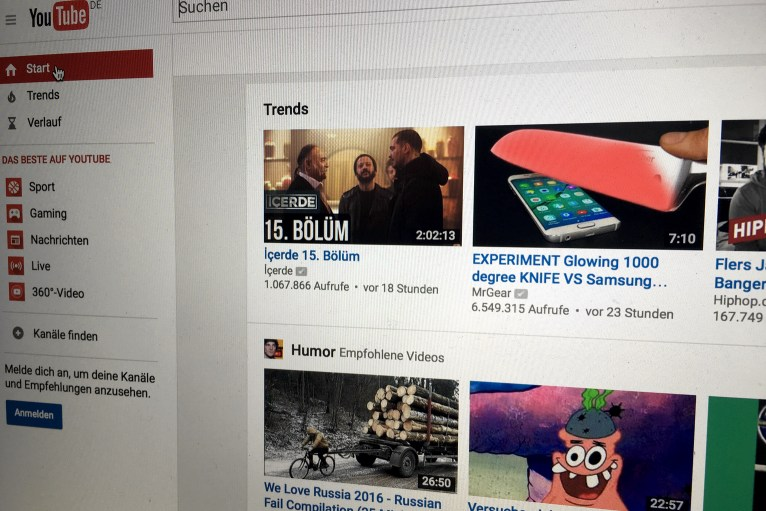 YouTube Trends
