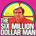 Kenner Six Million Dollar Man Toy Steve Austin