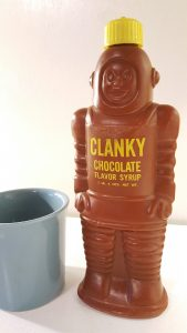 clanky chocolate syrup