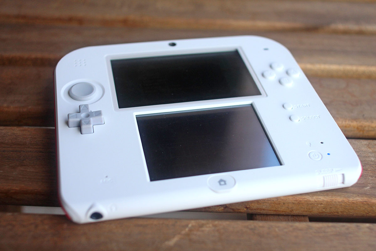 2DS D-pad replacement